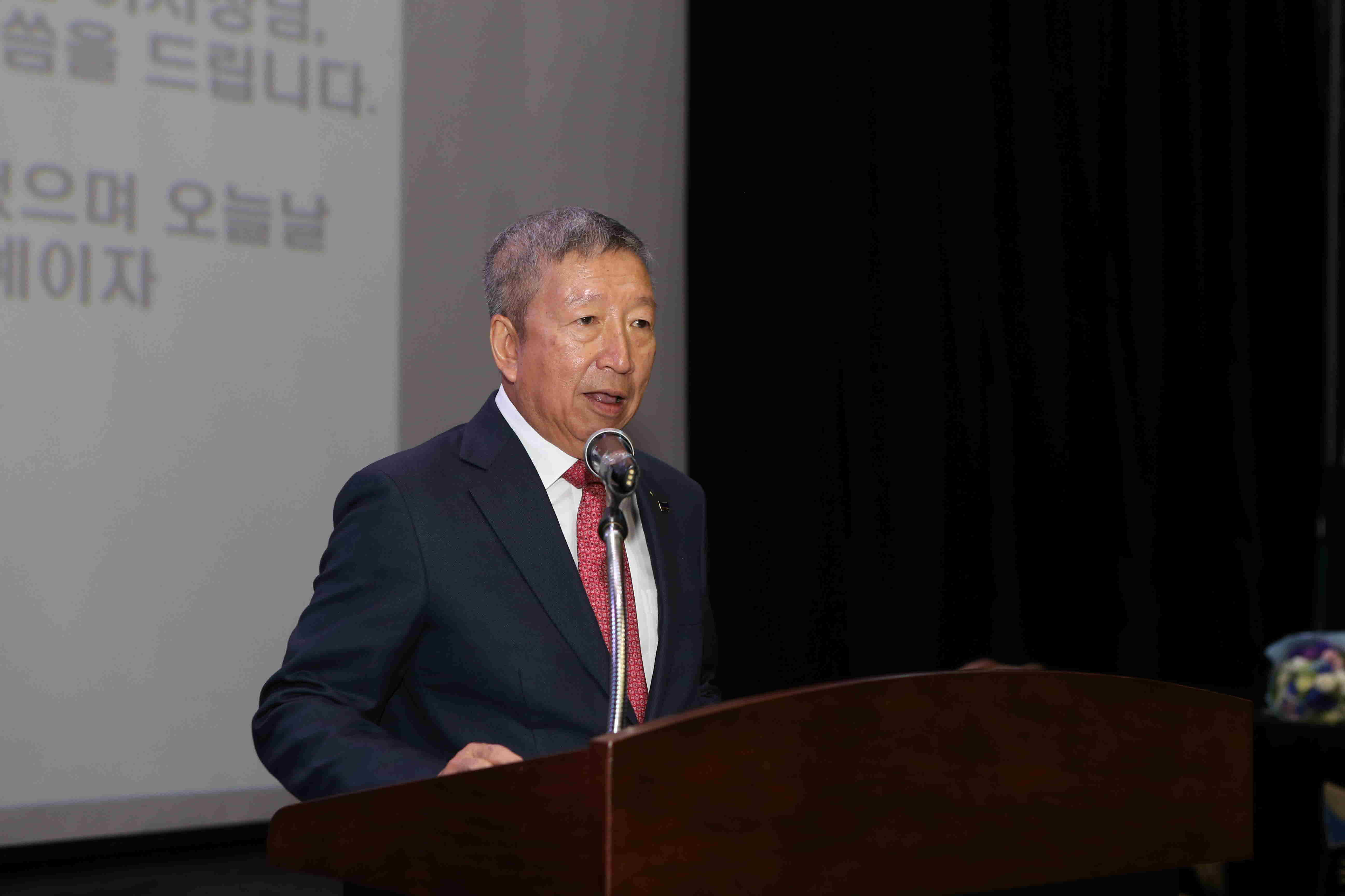 Kukkiwon Honorary Chairman Ng Ser Miang elected as the Vice-President of the IOC